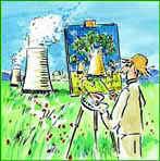 nuclear paint